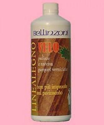 Bellinzoni velo לניקוי והברקת פרקט ועץ