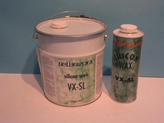 "Bellinzoni vx-sl וקס וסיליקון 5 ק""ג"