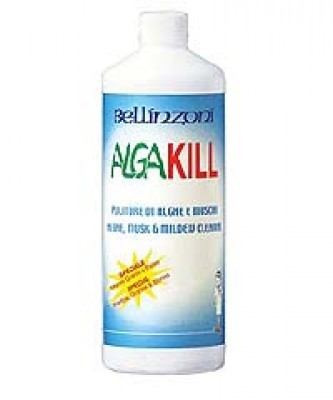 Bellinzoni alga kill לניקוי עובש